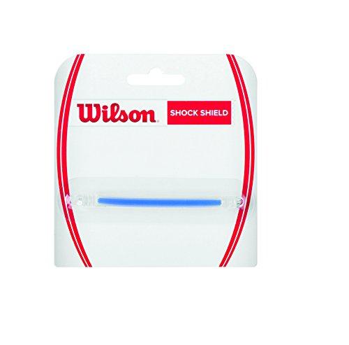Wilson Shield, Antivibrazione per Racchetta Unisex – Adulto, Blu, Taglia Unica