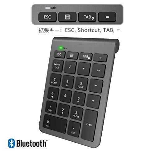 Alcey Bluetooth テンキーボード B07S618P23 1枚目