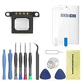 OKBICHI Auricular Ear Speaker de Reemplazo Compatible con iPhone 6 Ear Speaker con Cable Flex - Herramienta de Reparación con Protector de Pantalla