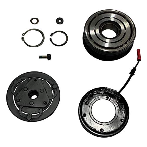 RYC Remanufactured A/C Compressor Clutch IG485-CL (4-Groove Pulley)