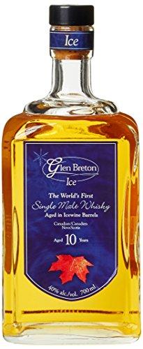 Glen Breton 10 Jahre Ice Wine Barrel Malt Whiskey (1 x 0.7 l)