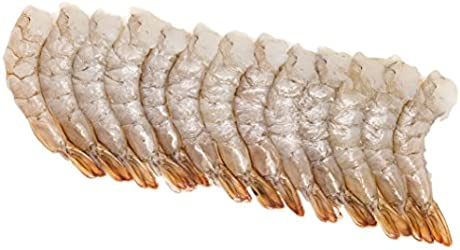 Serve by Hai Sia Seafood Peeled Prawns, 150g - Frozen