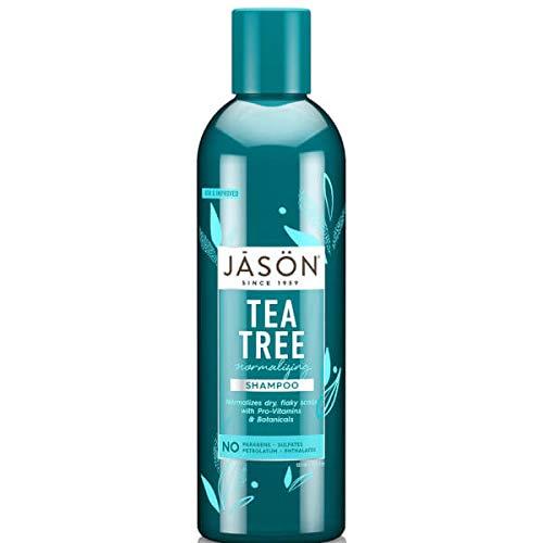 Jason Naturel – Shampooing, huile d'arbre à thé, Thérapie 496,1 gram par Jason Naturel [Beauté]