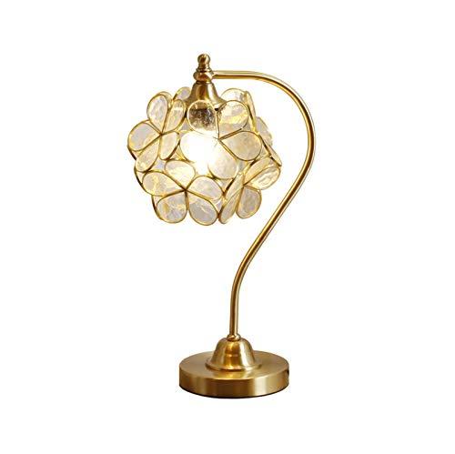 Lámpara Escritorio Utilizado en la sala de estar Dormitorio de la oficina Lámpara de noche Habitación del hotel Telar de vestífuga Ideal Regalo moderno Con contador de la cama Lámpara de la lámpara do