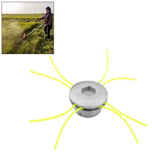 Daxoon Aluminium draadkop grasmaaier universele accessoires hoofdspoel voor benzine bosmaaier grastrimmer