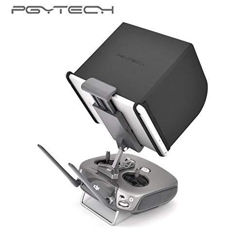 DJIN PGYTECH 9.7 Pulgadas Monitor Hood Tablet teléfono Sun Hood Control Remoto Parasol para dji Mavic Pro Phantom4 Pro Inspire M600 OSMO L200