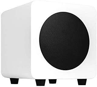 Kanto SUB6 6-inch Powered Subwoofer (Matte White)
