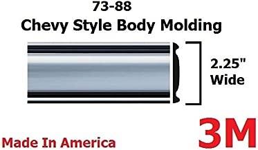 1973-1987 Chevy GMC Chrome Side Body Trim Molding (80