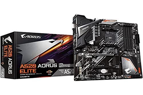 Gigabyte -   A520 Aorus Elite