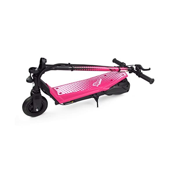 Electric Scooters Ripsar Pink 24v Kids Electric Scooter with Air Tyre