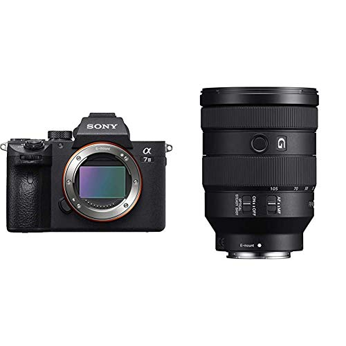 Sony a7 III Full-Frame Mirrorless Interchangeable-Lens Camera Optical...