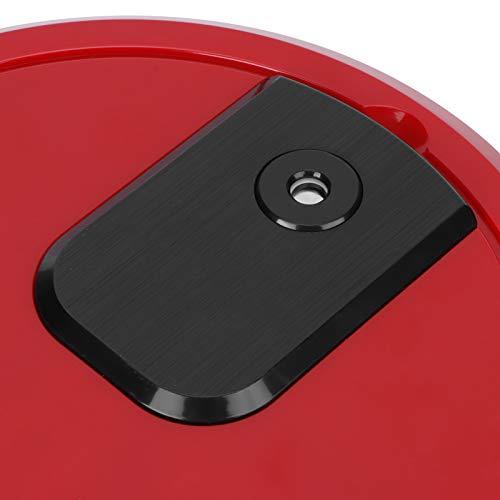 KAKAKE La barredora Inteligente, la aspiradora se Puede Usar Función de rociado húmedo o seco para Pisos para tablones de Madera para baldosas para mármoles(Red, Pisa Leaning Tower Type)