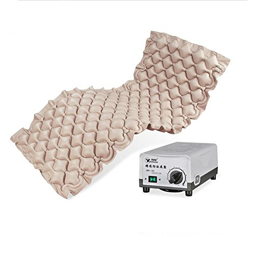 Anti-Bedsore Sphärische Blasen Luftmatratze Drive Medizinische Behandlung Schmerzlinderung Verhindern Decubitus Streifen Einzelbett Pflege Aufblasbare Matratze Kissen Hämorrhoiden 200 * 90 * 7 Cm
