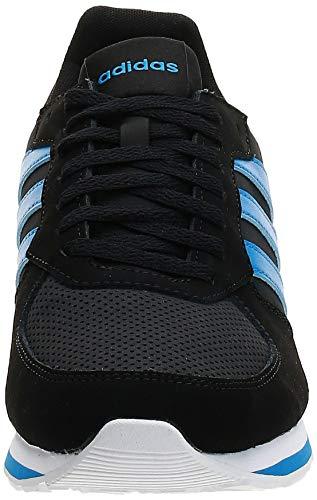 adidas 8 K Zapatillas, Negro, 40.2/3