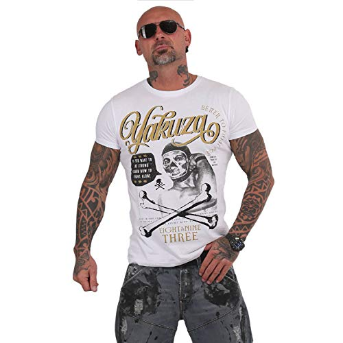 Yakuza Herren Fight Alone T-Shirt