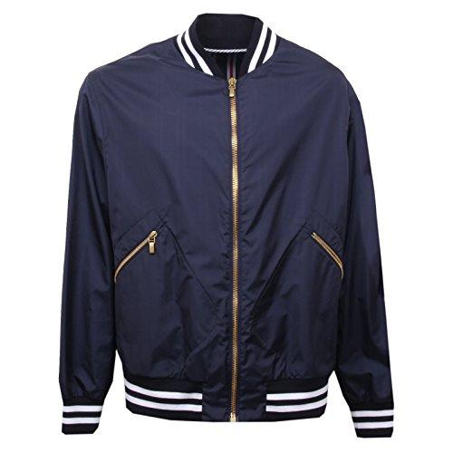 Moncler B4260 Giubbotto Uomo GAMME Bleu Blu Giacca Jacket Men [2/M]