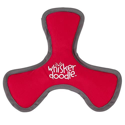Whisker Doodle Tri Flyer Dog Toy