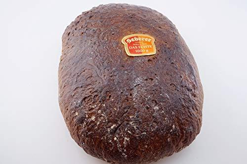 Brot Handausgehobenes Natursauerteigbrot Roggenmischbrot 1000g