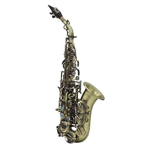 gazechimp Sopran Saxophon Sax Neck Strap Brush Reinigungstuch Cork Set Für Sax Parts