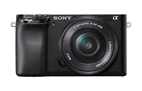 Sony Alpha A6100 Mirrorless Camera with 16-50mm...