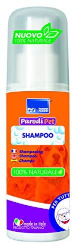 Shampoo 100ml per cani di tutte le razze,shampoo per cane PH neutro igienizzante al timo, shampoo per cani azione calmante ed emolliente, shampoo antiprurito per cani all estratto di timo da 100ml