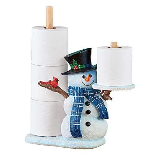 Top 10 best selling list for snowman toilet paper holder