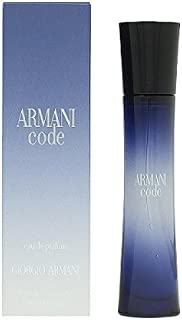 Armani Code By Giorgio Armani Eau de Parfum - 30 ml