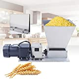 Molinillo eléctrico de cereales + 2 ruedas