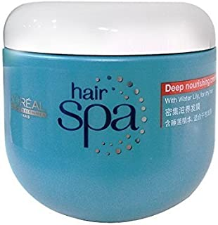 L'oreal Hair Spa Nourishing Creambath for Dry and Damaged Hair 500 Milliliter