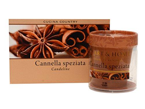 Candela Florever Fragrance Cucina Country 'Cannella Speziata'