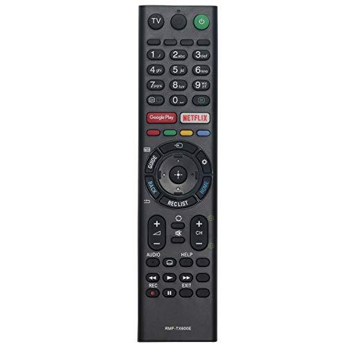 VINABTY RMF-TX600E Mando a Distancia de Repuesto para Sony TV KD-55XG8588 KD-55XG8599 KD-55XG9505 KD-65AG9 KD-65XG858...