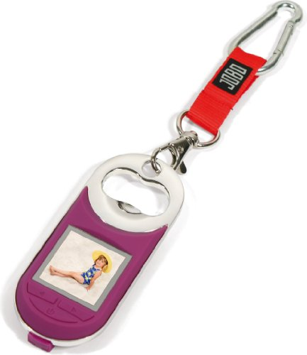 JOBO Key Frame mit digitalem Bilderrahmen 3,8cm und Flaschenöffner