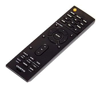 OEM Onkyo Remote Control Originally Shipped with  TX-NR777 TXNR777 TX-RZ810 TXRZ810