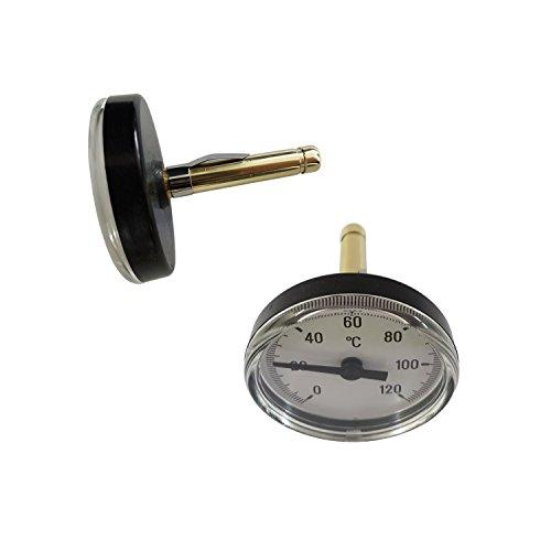 Bimetall-Thermometer für Warmwasserspeicher, Sanitär-, Industriebereich usw.