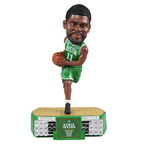 FOCO Kyrie Irving Boston Celtics Stadium Lights Special Edition Bobblehead NBA