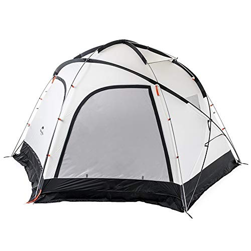 CttiuliZpe Tent, 4-6 People Tent Outdoors Camp Tent Group Camping Equipment Hexagonal Tent,Outdoor Tents for Backyard, (Color : Gray)
