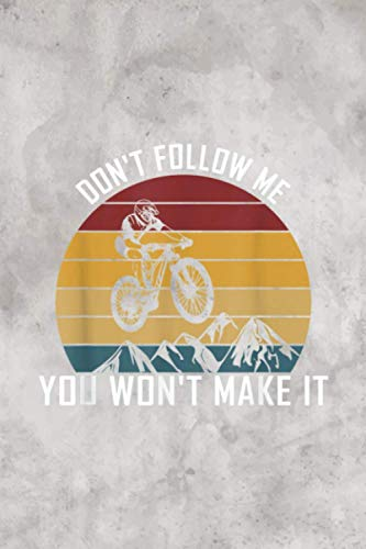 Body Progress Tracker MTB Bike Quote Downhill Mountain Bike Bicycle