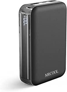 モバイルバッテリー 20000mah 大容量 軽量 小型 急速充電 2in1入力Type-C/Micro USB入力ポート2.1A出力 2USBポート 携帯充電器 スマホバッテリー PSE認証済MRCOOL iPhone/Xperia/Andr...