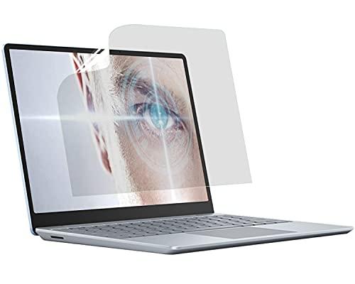 Surface Laptop Go 用 ブルーライトカット フィルム 液晶 保護フィルム 反射低減 指紋防止 抗菌 貼り付け失敗無料交換