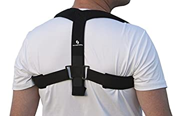 StabilityAce Upper Back Posture Corrector Brace – Best of Shoulder Posture Braces in 2018