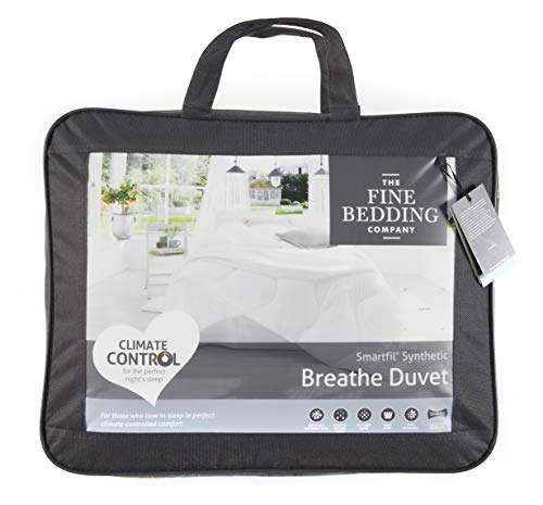 The Fine Bedding Company Synthetic Double Duvet 10.5 Tog - Temperature Regulating - Breathe