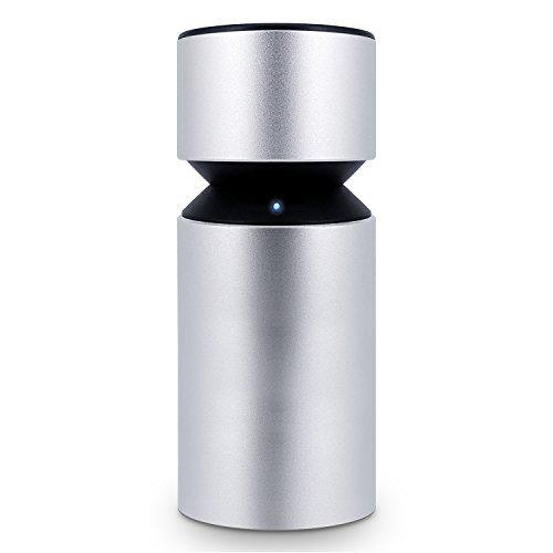 ENERG e's Voyage アロマディフューザー 車載用 ネブライザー式 充電式 静音 精油瓶1個スポイト付きT11-ENS...