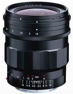 Voigtlander 21mm f1.4 ASPHERICAL Nokton for Sony E Mount