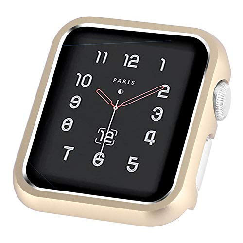 Coobes Compatible with Apple Watch Case 38mm 42mm,...