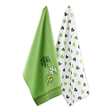 DII St. Patrick's, Dishtowels, Lucky Day