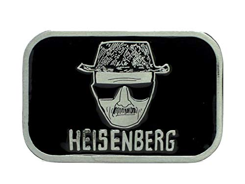 Heisenberg Breaking Bad Cosplay Belt Buckle Gürtelschnalle Wappen