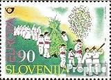 Prophila Collection Eslovenia Michel.-No..: 225 (Completa.edición.) 1998 Nacionales Festivales y Vacaciones (Sellos para los coleccionistas) Cultura
