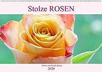 Kruse, G: Stolze Rosen (Wandkalender 2020 DIN A2 quer)