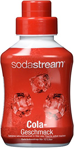 SodaStream Sirup Cola-Geschmack 4er-Pack (4x 500 ml)
