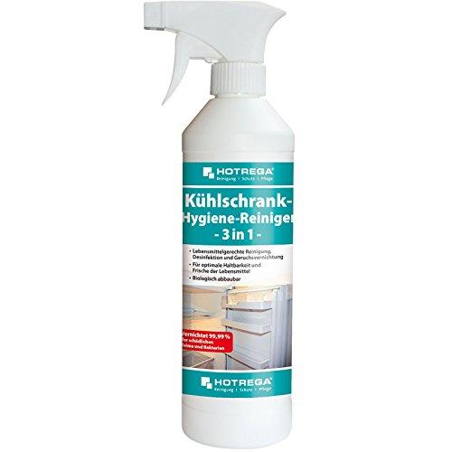 HOTREGA Kühlschrank Hygiene Reiniger 3in1 500 ml